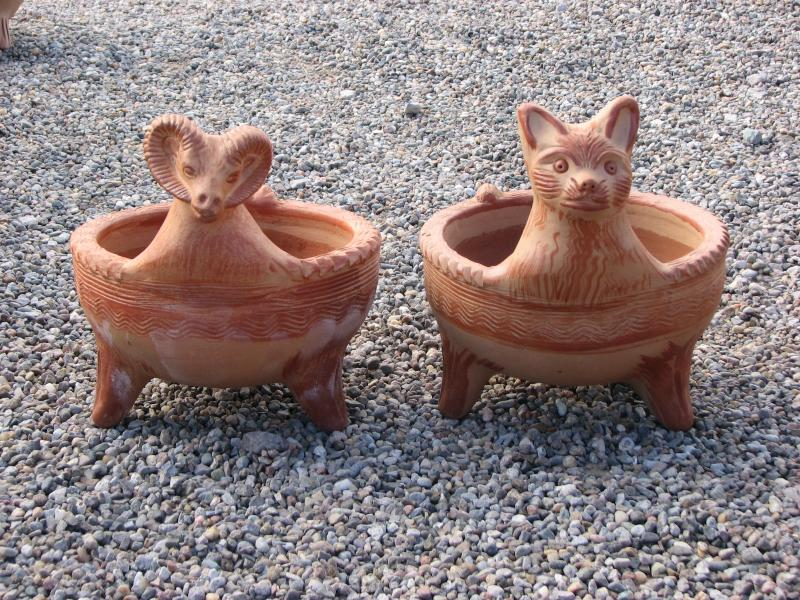 Mexican Goat Planter Mexican Animal Planter